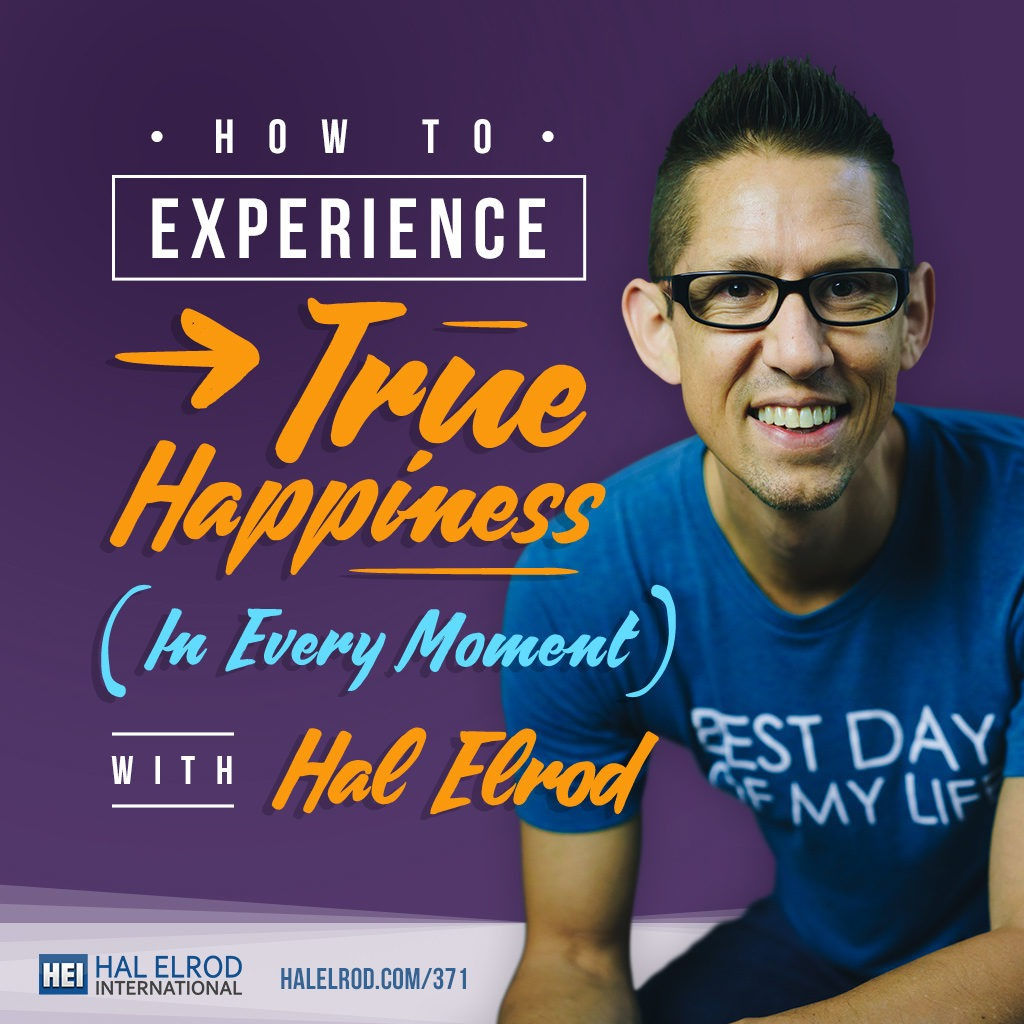 True Happiness-Hal Elrod